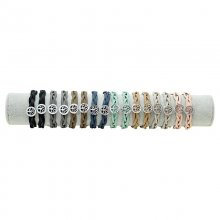 Bracelet in different colors