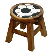 Children stool Football