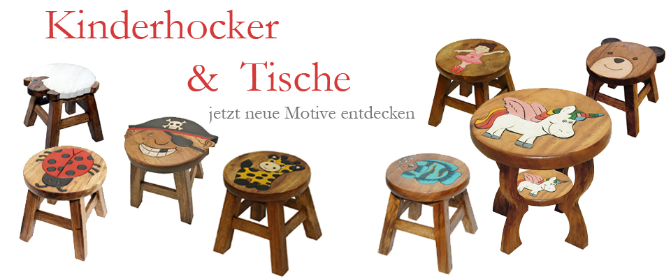 Kinderhocker